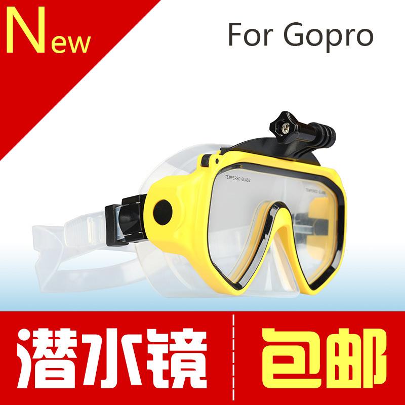 Gopro Diving Glasses For Gopro Hero 4 3 2 And SJ4000 SJ5000 SJ6000 Sports
