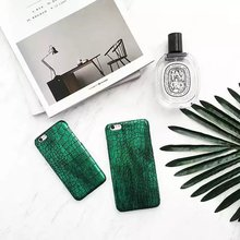 Luxury 3D Pattern Crocodile Case for iphone 6 Fashion PU Leather Cover for iphone 6 Hard Back Phone Bag