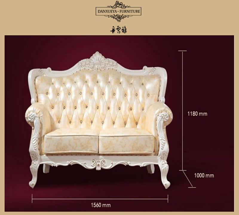 Captivating Best Sale Loveseat White Wedding Sofa
