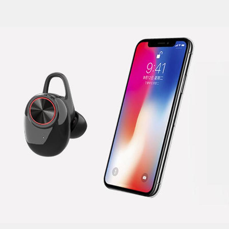 Behenda Bluetooth V5-TWS Wireless Headphone Waterproof Wireless Earbuds with Charging Caser wireless