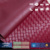 Woven pattern PVC embossed leather material for car seat sofa book cover