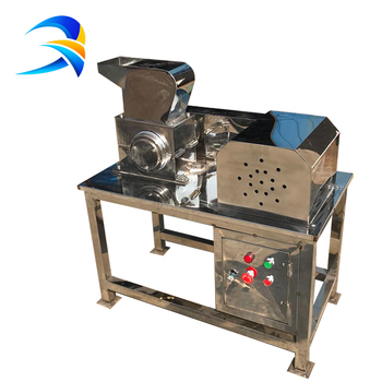 CSJ Series Stainless Steel Olive Coarse Grinder Crusher Rough Mill