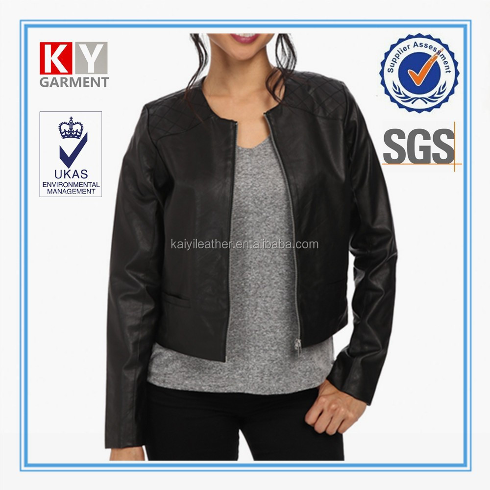 bike riding cheap leather jackets women,customized clothing china