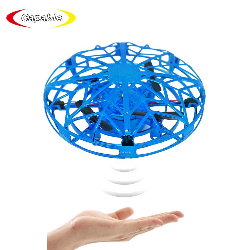 Fliegen Einhorn Leuchten Fliegende Fee Kinder Spielzeug Indoor Geste Sensing RC