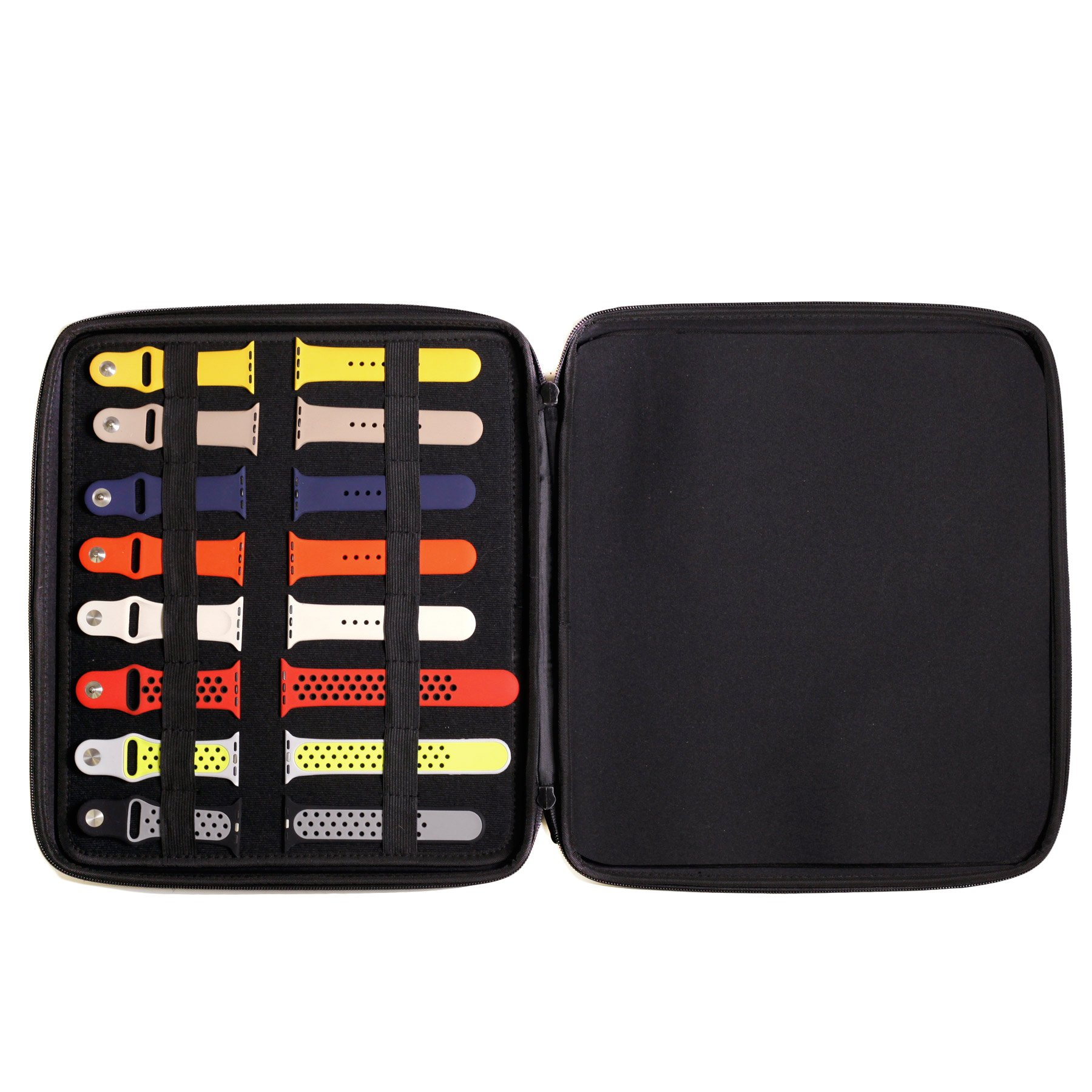 Get Quotations Watch Band Storage Portfolio For Le Bands Watches Case Watchband