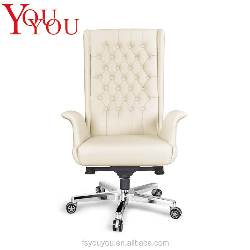 Awesome 2018 New Design Boss Chair Ceo Chair Upholstered Chairs Cream Color Swivel Office Chair Buy Fancy Office Chairs Bright Color Office Chair New Design Machost Co Dining Chair Design Ideas Machostcouk