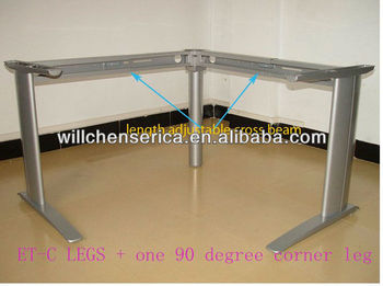 Metal Corner Table Legs