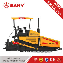 SANY SAP130C-5 Road Machinery Pitch Paver Concrete Asphalt Paver Laying Machine