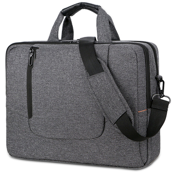 3a9cc07b5 15.6 Inch Laptop Bag Large Capacity Water Resistant Mens Travel Business  Laptop Briefcase Ladies Big Women