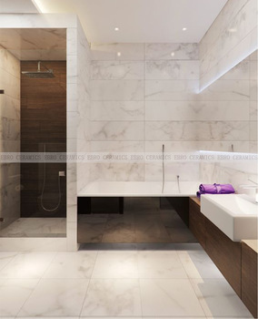 Ebro Ceramic Modern Look Bathroom Wall