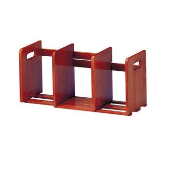Table Bookshelf Display Wooden Bookcase
