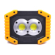 Waterproof Dual Cob Super Brightness White Led Car Tool Zone Rechargeable Lamp Led Worklight