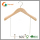 Premium Thick Wooden Suits Hanger with Clips