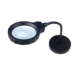 DH-88002 Standing Laboratory Table Top Lamp Magnifying Glass , Hand Type Adjustable Magnifier With Led Light
