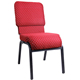 Fireproof religious worship church chair