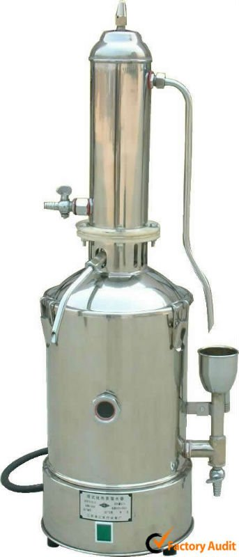 Tower Type Water Distillation Electric Equipment