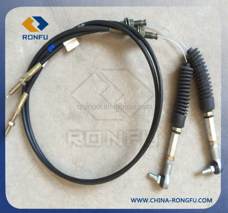 USED FOR Excavator cable 312B, 320D, 320C Accelerator cable
