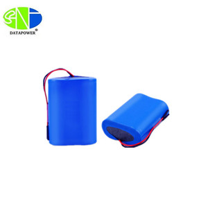 Rechargeable 3S1P 11.1V 2.6Ah Li-ion/ LiFePO4 Battery Pack 18650
