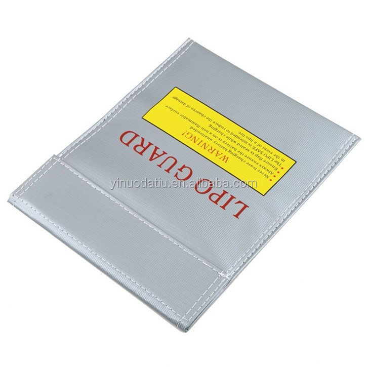 New Arrival waterproof fireproof lipo safe bag lipo guard bag