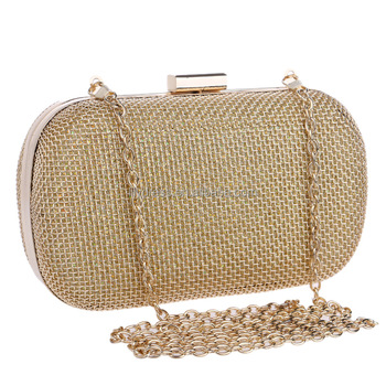2c6ba1339568 Sparkling Gold Women's Evening Dinner Clutch Bag Bride Bag For Wedding  Evening Party Bridal Handbags B00136 Box Clutch Bags - Buy Box Clutch  Bags,Box ...