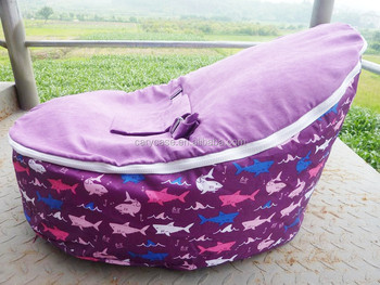 Tremendous Purple Shark Baby Seat Snuggle Pod Baby Bean Bag Chair Infant Toddler Beanbags Seat Modern Anywhere Sleeping Beds Buy Baby Chair Beanbag Seat Bean Gmtry Best Dining Table And Chair Ideas Images Gmtryco