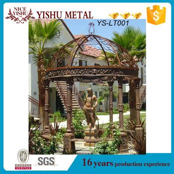 Superieur Outdoor Garden Decoration Japanese Garden Decor Wrought Iron Gazebo