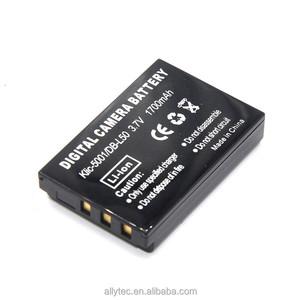 FNP-40 DIGITAL camera battery KLIC-7005 700MAH