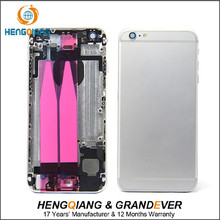 Battery door phone cases for iphone 6 back housing