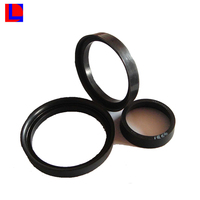 customizable soft clear rubber o ring for shaft