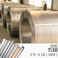 Ferro titanium cored wire alloy supplier