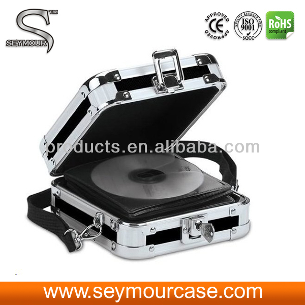 Aluminum Single CD Case