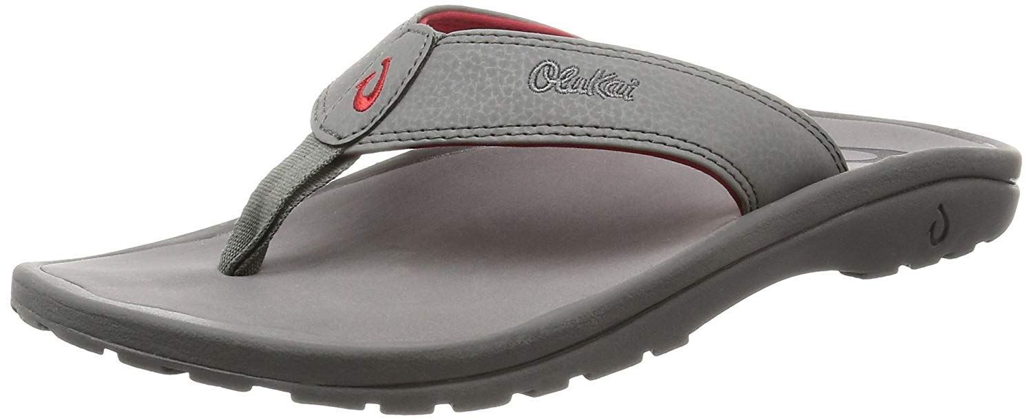 87b0c14f6cd30 Cheap Olukai With Jeans Elastic Band Flip Flops
