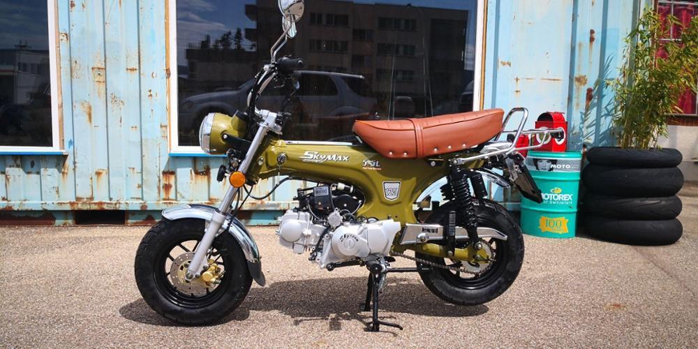 Cobra Moped