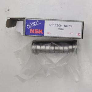 NSK Deep Groove Ball Bearing 608 Z ZZ 608Z 608ZZ Bearing Dimensions Price  for Skate