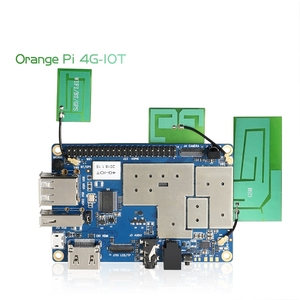 Orange Pi 4G-IOT 1G Cortex-A53 8GB EMMC Support 4G SIM Card Bluetooth  Android6 0 mini PC Development Board