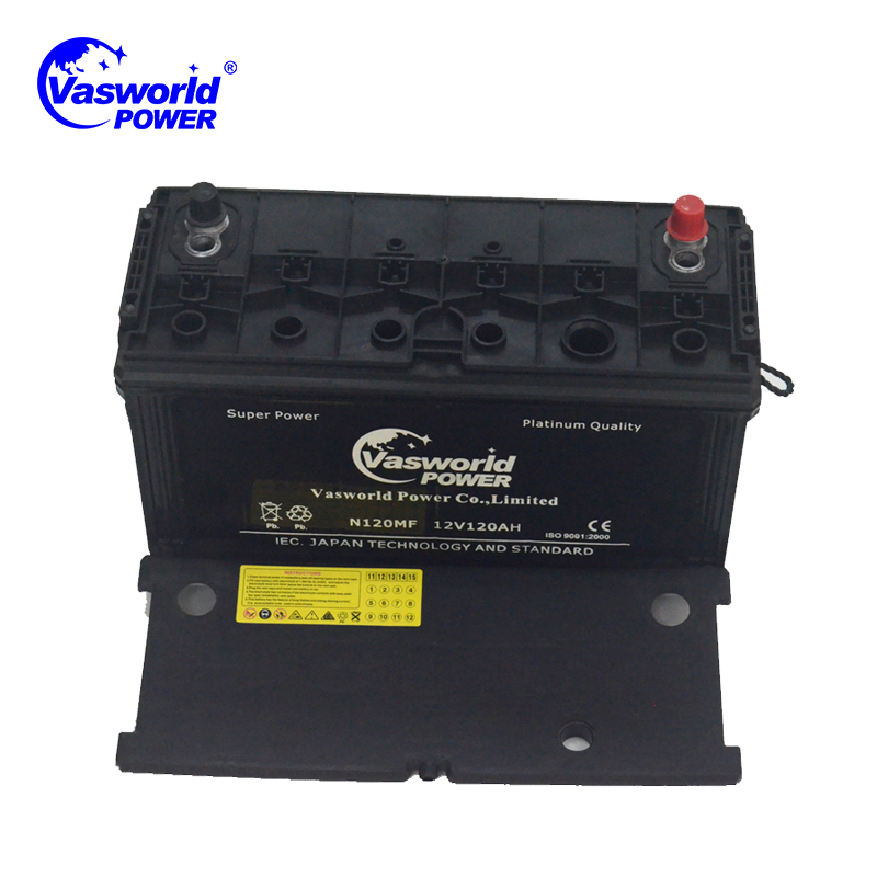 Heavy Duty Batteries Truck Battery 140ah N150 12v 150ah