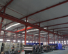 2016 Cost Saving Prefabricated Steel Frame Workshop in Angola ISO9001:2008