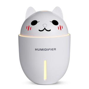 2018 Special cute mini gadget usb air humidifier water diffuser enhance moisture for home travel
