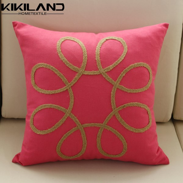 New Fashion Handmade Embroidery Design Cushion Cover - Buy Handmade Cushion CoverHandmade Embroidery Cushion CoverCushion Cover Hand Embroidery Design ... & New Fashion Handmade Embroidery Design Cushion Cover - Buy ... pillowsntoast.com