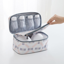 Original Design Small Portable Lady Underwear Bag, Bra Organizer