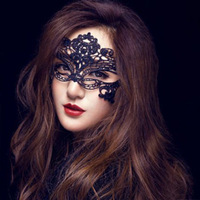 Masquerade Ball Fashion Sexy Lace Eye Mask Venetian Catwoman Halloween Prom Party Fancy Dress Costume Lady Gifts Party Mask