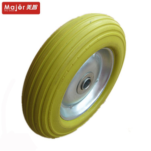 40mm offset hub pu foam wheel 200X50 cheap scooter tire
