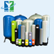 plastic fibreglass water treatment machine softener frp tank