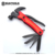 Sun-tools brand outdoor camping in black finish multi-colors Nail hammer
