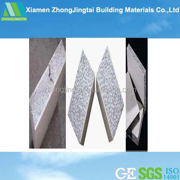 Newest building materials structural polycarbonate sip house kits panels