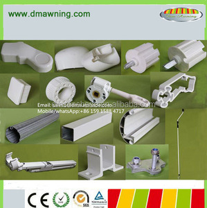 Awning parts for folding arm retractable awning