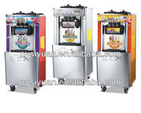 CE manufactory commercial electric used soft serve ice cream machine for sale