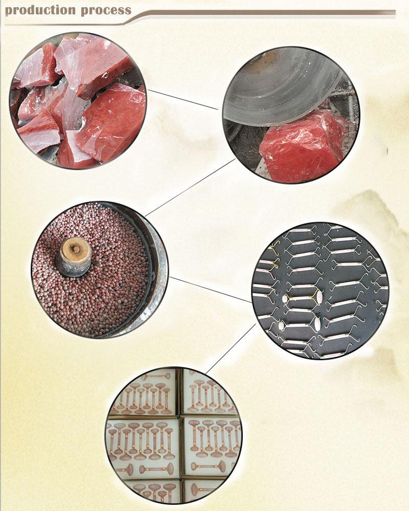 Широкий рыбы лица гуаша уход за кожей лица Гуаша набор инструментов для массажа спины