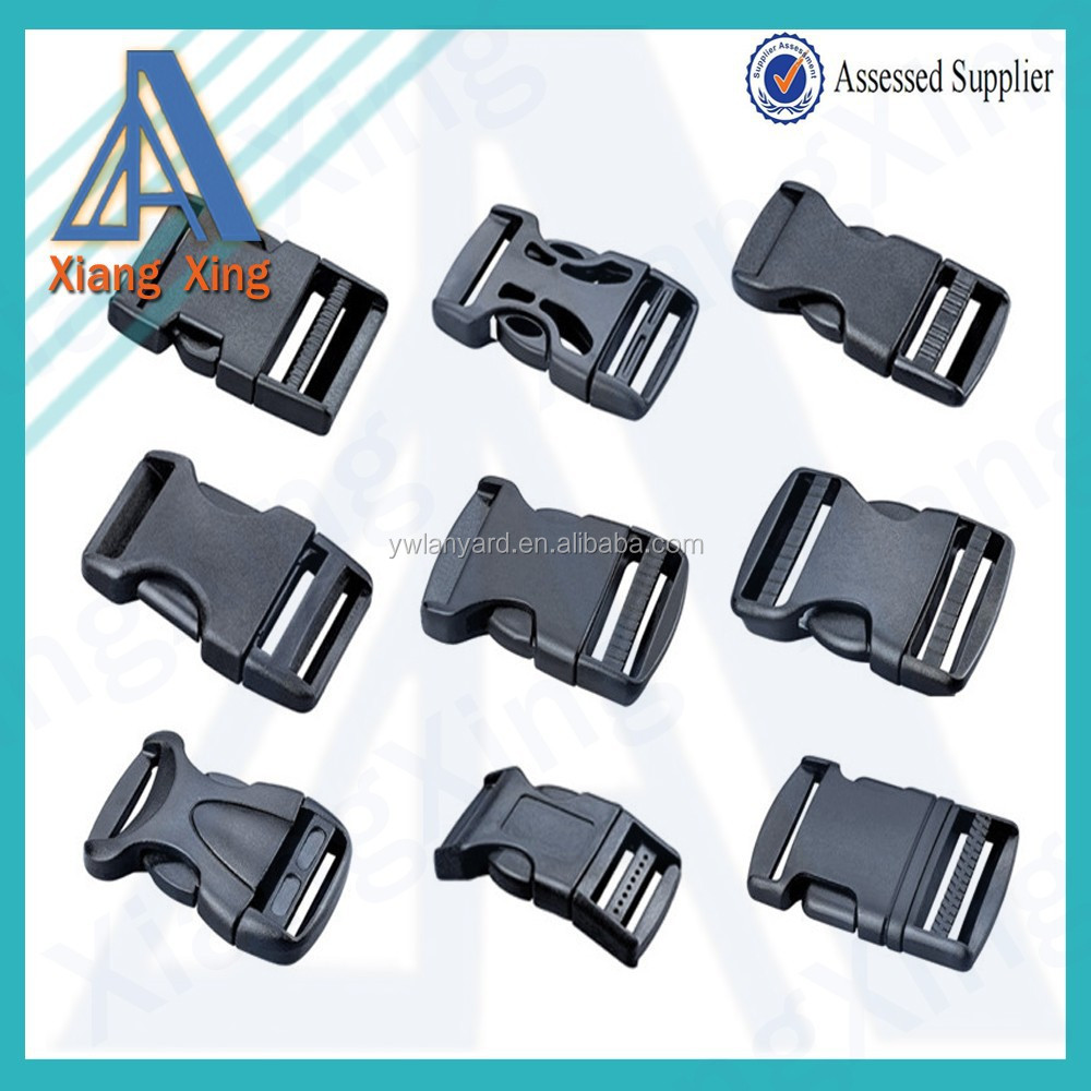 luxury durable plastic buckle lock for luggage bag