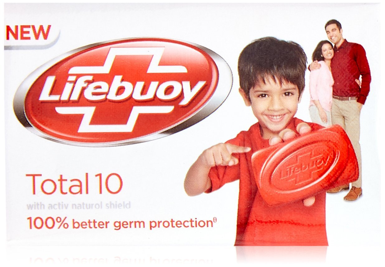 soap and lifebuoy Lifebuoy soap's appearance is still the same classic red you may remember, but it no longer contains carbolic acid ingredients: sodium palmate, sodium palm kernelate, aqua, glycerin, parfum, sodium chloride, tetrasodium edta, tetrasodium etidronate, limonene, linalool, ci 11680, ci 45100.